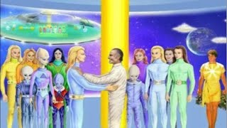 Galactic Federation Message To Humanity (March 2020) Elizabeth April