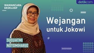Gambar cover Eksklusif Sudjiatmi: Wejangan Ibunda untuk Jokowi