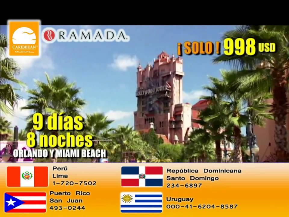 Ofertas Hoteles Miami
