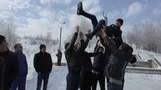 Ձմեռային զորակոչի մեկնարկը Գյումրիում