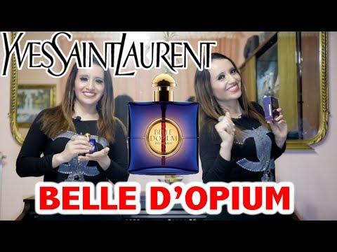 Yves Saint Laurent Belle D'Opium Reseña