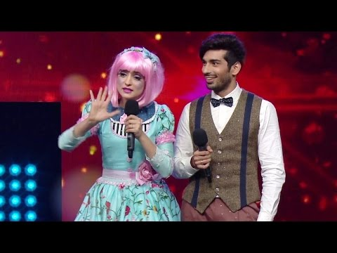 Thumbnail: Nach Baliye Season 8 | Episode 4 | Sanaya complains about Mohit Saigal's obsession with cleanliness