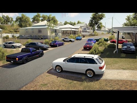 Forza Horizon 3 | 90s Drag Shootout | $ Grudge Races | Turbo E36 vs Foxbody, Viper, Syclone & More thumbnail
