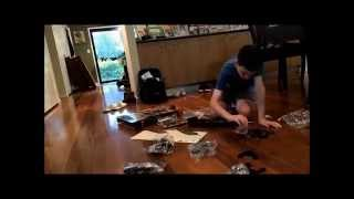 Time Lapse How To Build Lego Lord Of The Rings 79008 Pirate Ship Ambush