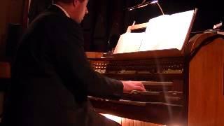 Weihnachtliche Orgelmusik - Orgel: Marcus Breitenauer
