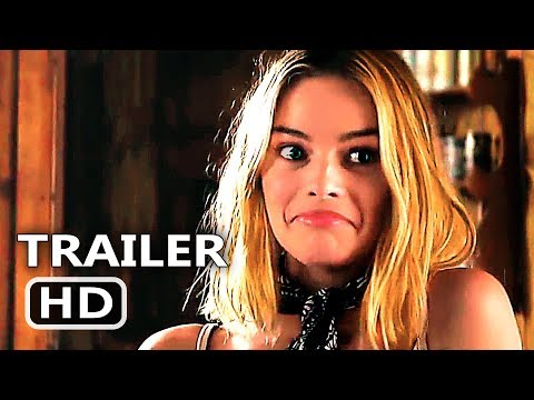 DUNDEE Official Trailer # 2 (2018) Margot Robbie, Hugh Jackman New Comedy Movie HD