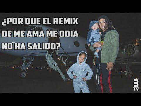 Me Ama Me Odia (Remix) - Ozuna X Brytiago X Cosculluela X Arcángel X Kevin¿POR QUE NO HA SALIDO