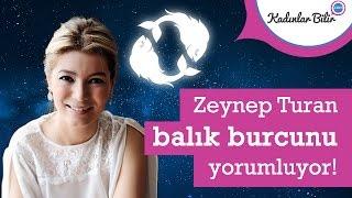Zeynep Turan'dan Aralık Ayı Balık Burcu Yorumu