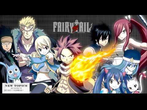 Fairy Tail Opening 18 -  '' BREAK OUT '' - Extended