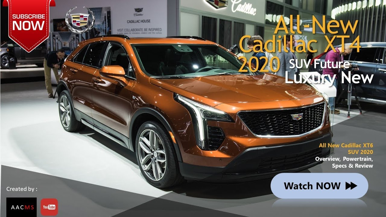2020 Cadillac XT4 Redesign, Specs, And Price >> The 2020 Cadillac Xt4 All New Suv Luxury Sport Redesign Future Car