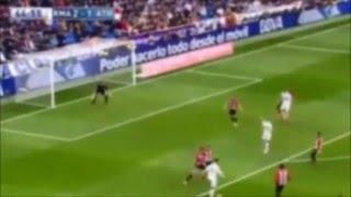 Goal Cristiano Ronaldo - Real Madrid vs Athletic Bilbao 4-2 13/02/2016 La Liga