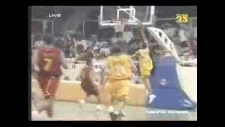 Pep Moore for the Game Winner (San Sebastian Stags vs. Mapua Cardinals)