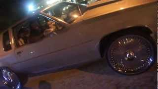 HEAVY FOOTAGE SLIDING DOWN SUNRISE BLVD!! CUTLASS RUNNING SO HARD!!