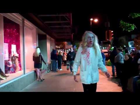 Lawrence KS Zombie Walk