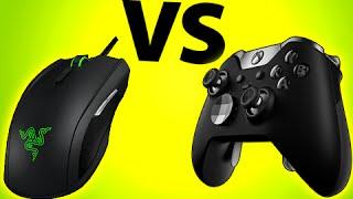 BLACK OPS 3 - KEYBOARD vs CONTROLLER! 🎮 @ItsMikeyGaming