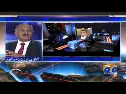 Capital Talk - 03 April 2018 - Geo News