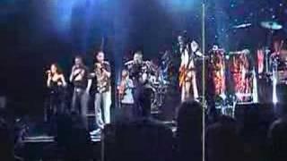 Earth Wind & Fire - Boogie Wonderland-São Paulo Feb.15 2008