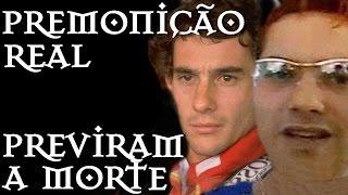 FAMOSOS BRASILEIROS QUE TIVERAM PREMONIÇÃO REAL