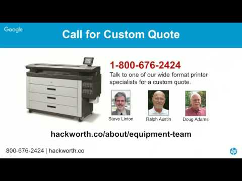 How Much Does the HP PageWide XL 8000 Cost? - Coon Chicken Inn