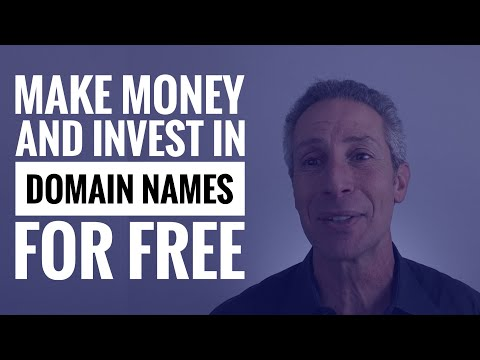 No Risk Brandable Domain Name Investing