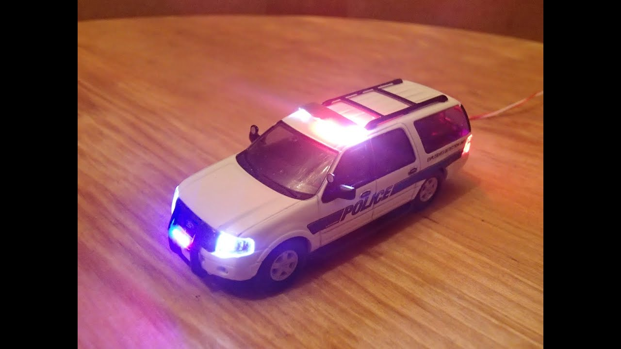 1 87 Ho Scale Police Explosives Unit Ford Expedition With