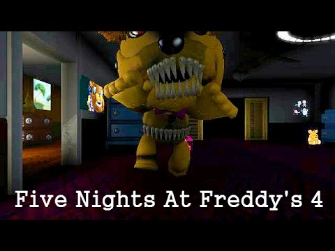 Five Nights At Freddys On PS4? - YouTube