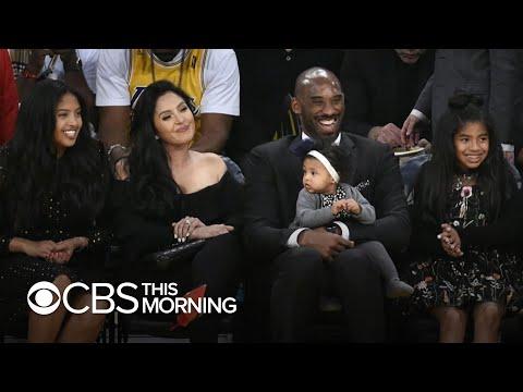 Kobe Bryant cherished
