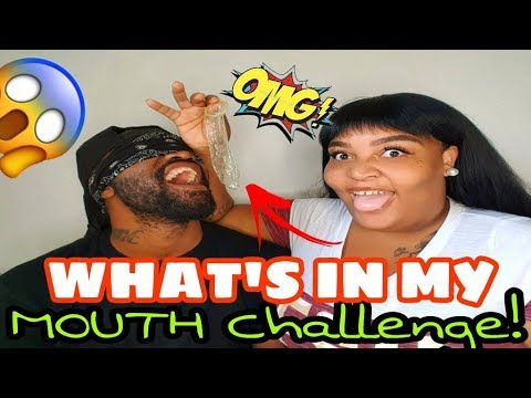 Download Youtube: WHAT'S IN MY MOUTH CHALLENGE    EPIC HE THREW UP