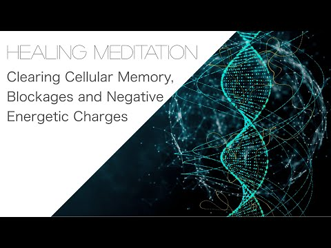 Spirit Guide Meditation ● Clearing Cellular Memory ● Blockages ● Energetic Charges