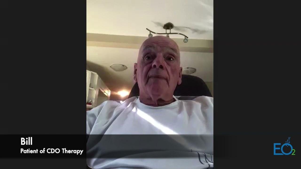 CDO Patient Testimonial - Bill Murray - (Snippet)