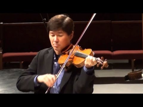George F. Handel - Sonata No. 3 in F Major - Gary Kuo