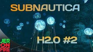 Subnautica H2.O update - ОБНОВЛЕННЫЙ ОСТРОВ (60 FPS) #2