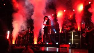 Heart of Fire - Black Veil Brides LIVE 10/24/14