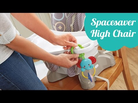 Fisher-Price Spacesaver High Chair Review || Babies Wiki