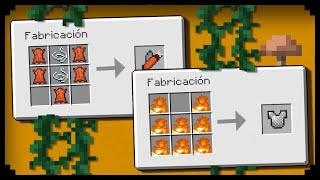 5 Crafteos Eliminados De Minecraft