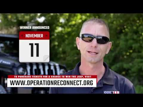 Steve Powers - Give the Gift of Time to our military families with Operation ReConnect