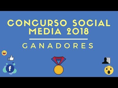 Gran Final del Concurso de Social Media 2018