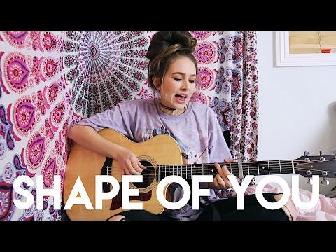 Ed Sheeran - Shape Of You (Courtney Randall Cover)