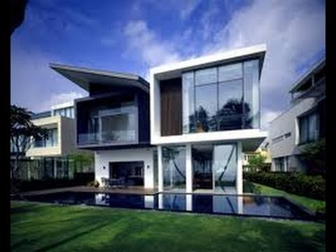 Minecraft how to build a big awesome modern house youtube for Huge modern mansion