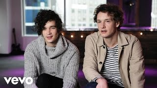 VevoLIFT Catching Up With The 1975 (Vevo LIFT): Brought To You By McDonald's Music never stops. Get the Vevo App! http://smarturl.it/vevoapps ...