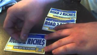 10 for 10 Road 2 Riche$ from the Pennsylvania Lottery