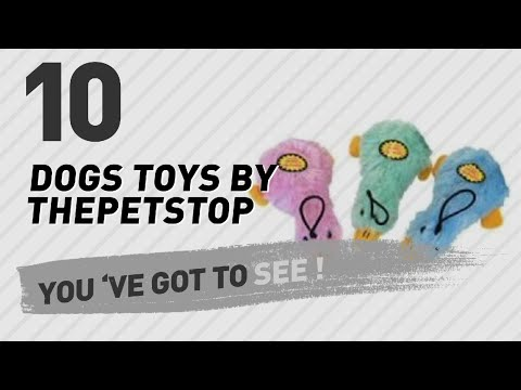 Dogs Toys By Thepetstop // Pets Lovers Most Popular