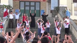 """[Trại hè 2015] Giáo xứ Nam Hải -  BHCĐ - """"ĐỒNG HÀNH VỚI CHÚA"""""""