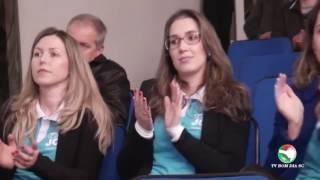 Entrevista Gilclér Regina - TV BOM DIA SC