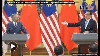 'Saya harap China simpati terhadap Malaysia'