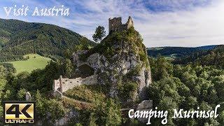 VISIT AUSTRIA - CAMPING MURINSEL