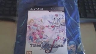 Mi Segundo Gran Unboxing™: Tales of Graces f Special Day One Edition (PS3)