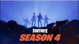 Fortnite Season 4 Trailer (LEAKED!)