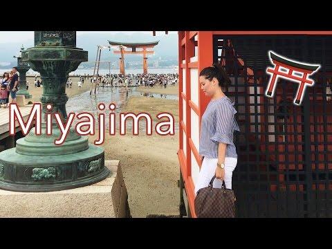 Japan Vlog 6 | Hiroshima, Atomic Bomb Dome, Miyajima & Deer ♡ 2016