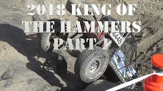 2018 Nitto King Of The Hammers Race Part 1